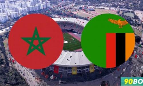 Kèo nhà cái Morocco vs Zambia – Soi kèo bóng đá 23h30 ngày 16/6/2019