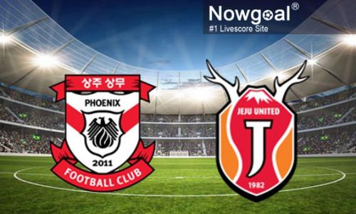 Kèo nhà cái Sangju Sangmu vs Jeju – Soi kèo bóng đá 17h00 ngày 16/6/2019