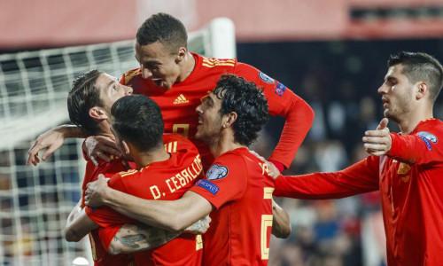 Kèo nhà cái Tây Ban Nha vs Thụy Điển – Soi kèo bóng đá 01h45 ngày 11/6/2019