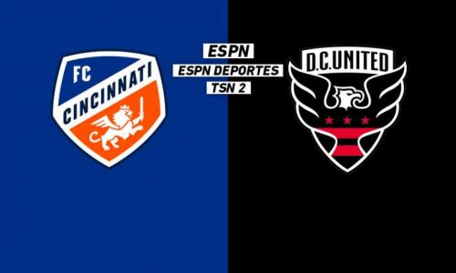 Tỷ lệ soi kèo nhà cái Cincinnati vs DC United 07h00 ngày 19/7