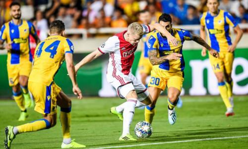 Soi kèo Ajax vs APOEL 02h00 ngày 29/08/2019 – Kèo nhà cái bóng đá