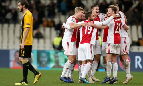Soi kèo Ajax vs PAOK 01h30 ngày 14/08 – Kèo nhà cái bóng đá
