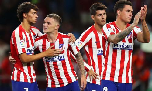 Soi kèo Atletico Madrid vs Eibar 00h00 ngày 02/09/2019 – Kèo nhà cái bóng đá