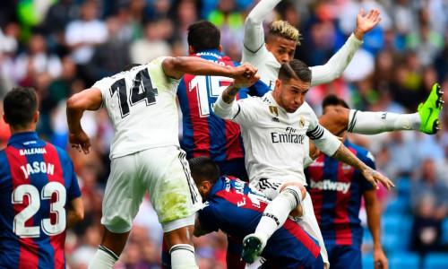 Soi kèo Real Madrid vs Levante 18h00 ngày 14/09/2019 – Kèo nhà cái bóng đá