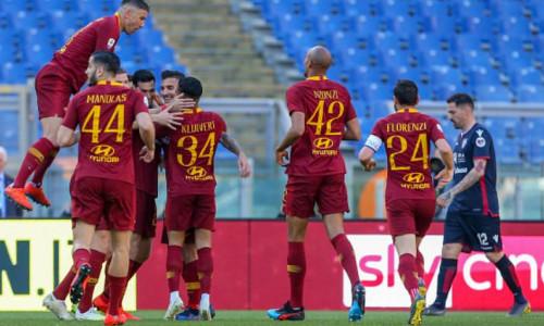 Soi kèo Roma vs Cagliari 20h00 ngày 06/10 – Kèo nhà cái bóng đá