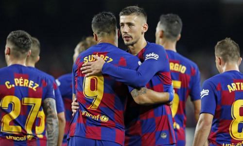 Soi kèo Barca vs Inter 02h00 ngày 03/10/2019 – Kèo nhà cái bóng đá