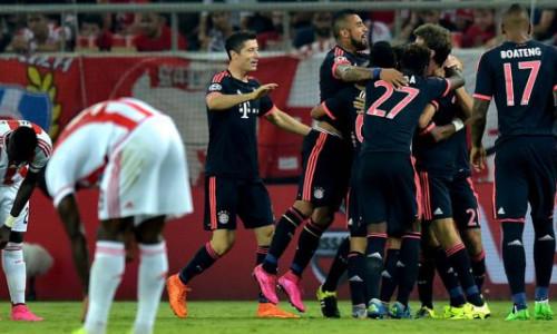 Soi kèo Olympiakos vs Bayern 02h00 ngày 23/10/2019 – Kèo nhà cái bóng đá