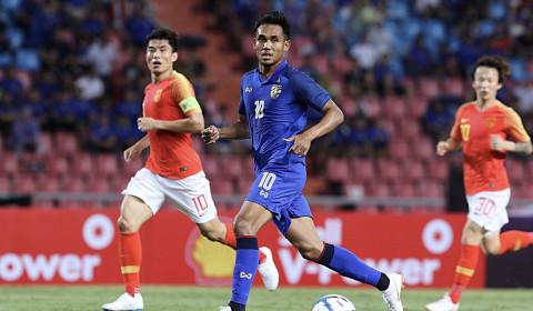 Soi kèo Thái Lan vs UAE 19h00 ngày 15/10/2019 – Kèo nhà cái bóng đá