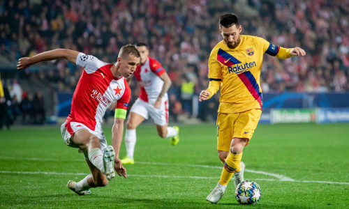 Soi kèo Barcelona vs Slavia Praha 00h55 ngày 6/11 – Kèo nhà cái bóng đá
