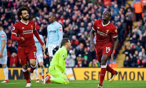 Soi kèo Liverpool vs West Ham 03h00 ngày 25/2 – Kèo nhà cái bóng đá