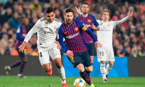 Soi kèo Real Madrid vs Barcelona lúc 3h ngày 2/3/2020