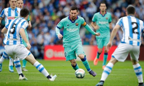 Soi kèo Barcelona vs Real Sociedad vào 0h30 ngày 8/3/2020