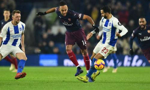 Soi kèo Brighton vs Arsenal vào 22h ngày 14/3/2020