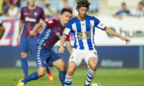 Soi kèo Eibar vs Real Sociedad vào 2h ngày 11/3/2020