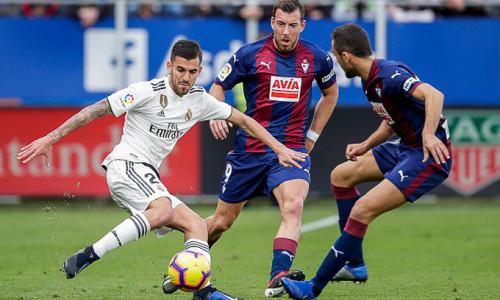 Soi kèo Real Madrid vs Eibar vào 3h ngày 14/3/2020