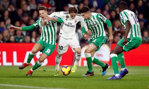 Soi kèo Real Betis vs Real Madrid vào 3h ngày 9/3/2020