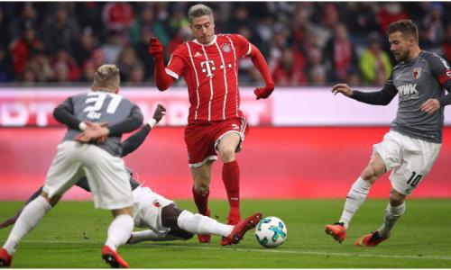 Soi kèo Bayern Munich vs Augsburg vào 21h30 ngày 8/3/2020