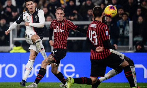 Soi kèo Juventus vs AC Milan vào 2h45 ngày 5/3/2020