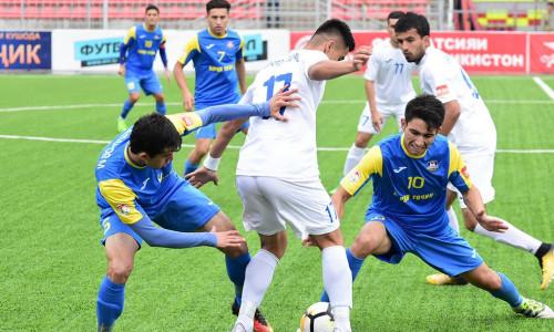 Soi kèo Lokomotiv Pamir vs Dushanbe 83 vào 18h ngày 11/4/2020