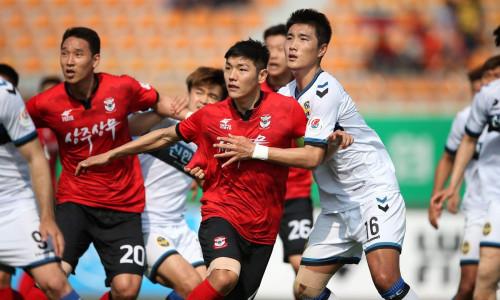 Soi kèo Sangju Sangmu vs Gwangju FC vào 17h ngày 23/5/2020