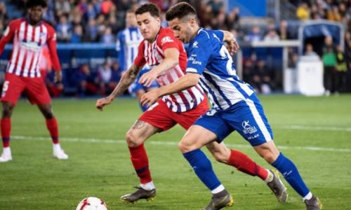 Soi kèo Atl. Madrid vs Alaves vào 3h ngày 28/6/2020