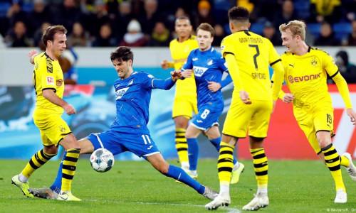 Soi kèo Dortmund vs Hoffenheim vào 20h30 ngày 27/6/2020
