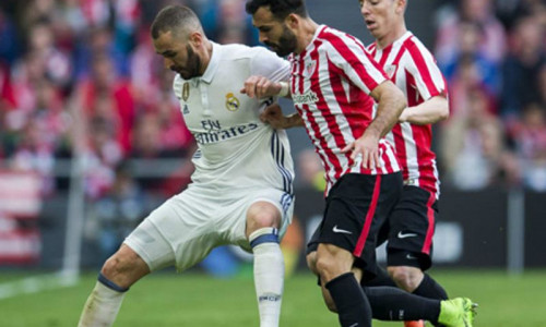 Soi kèo Athletic Bilbao vs Real Madrid vào 19h ngày 5/7/2020