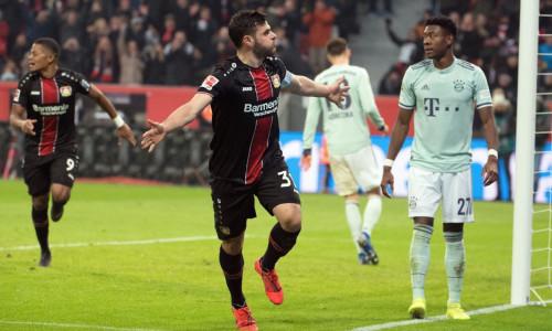 Soi kèo Bayer Leverkusen vs Bayern Munich vào 20h30 ngày 6/6/2020