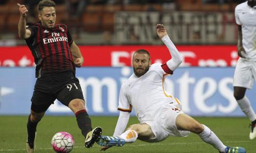 Soi kèo AC Milan vs AS Roma vào 22h15 ngày 28/6/2020
