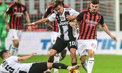 Soi kèo AC Milan vs Juventus vào 2h45 ngày 8/7/2020