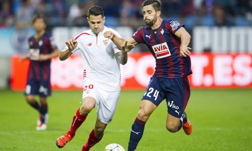 Soi kèo Sevilla vs Eibar vào 3h ngày 7/7/2020