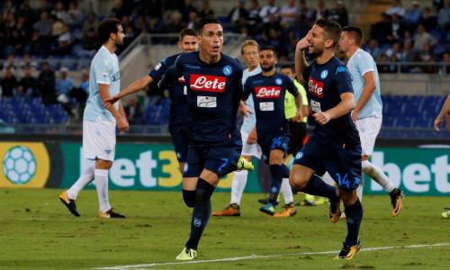 Soi kèo Napoli vs Lazio vào 1h45 ngày 2/8/2020