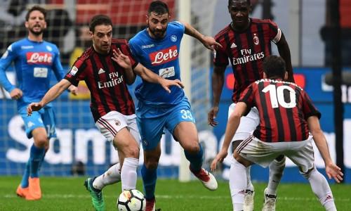 Soi kèo Napoli vs AC Milan vào 2h45 ngày 13/7/2020