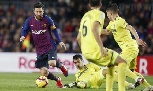 Soi kèo Villarreal vs Barcelona vào 3h ngày 6/7/2020