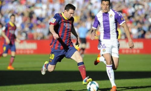 Soi kèo Valladolid vs Barcelona vào 0h30 ngày 12/7/2020