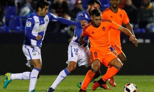Soi kèo Leganes vs Valencia vào 0h30 ngày 13/7/20202