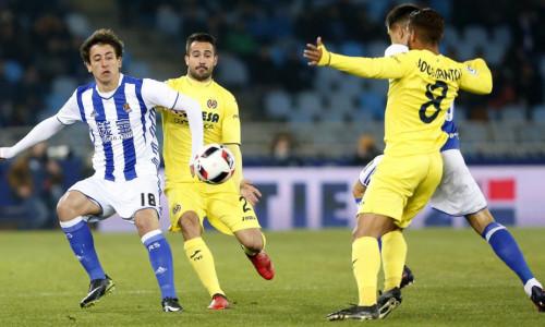 Soi kèo Villarreal vs Real Sociedad vào 0h30 ngày 14/7/2020