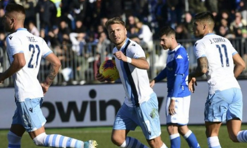 Soi kèo Lazio vs Brescia vào 0h30 ngày 30/7/2020