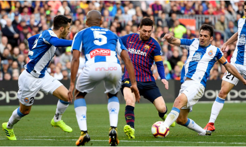 Soi kèo Barcelona vs Espanyol vào 3h ngày 9/7/2020