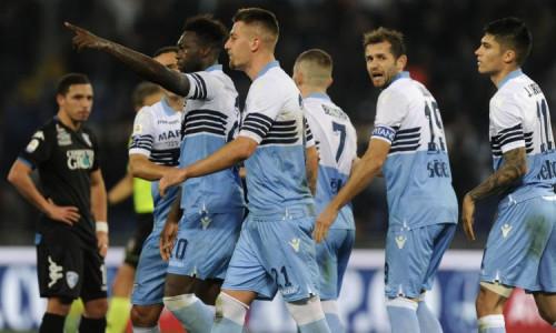 Soi kèo Lecce vs Lazio vào 0h30 ngày 8/7/2020