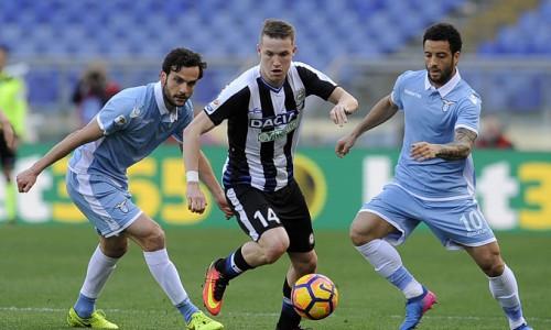 Soi kèo Udinese vs Lazio vào 2h45 ngày 16/7/2020