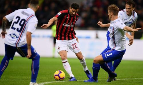 Soi kèo Sampdoria vs AC Milan vào 0h30 ngày 30/7/2020