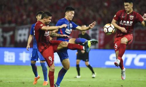 Soi kèo Jiangsu Suning vs Shanghai Shenhua vào 19h ngày 14/8/2020