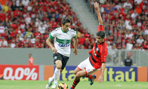 Soi kèo Coritiba vs Flamengo RJ vào 5h30 ngày 16/8/2020