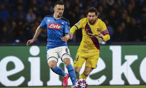 Soi kèo Barcelona vs Napoli vào 2h ngày 9/8/2020