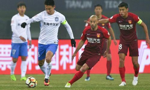 Soi kèo Hebei vs Tianjin Teda vào 19h ngày 17/8/2020