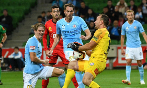 Soi kèo Melbourne City vs Adelaide United vào 16h30 ngày 11/8/2020