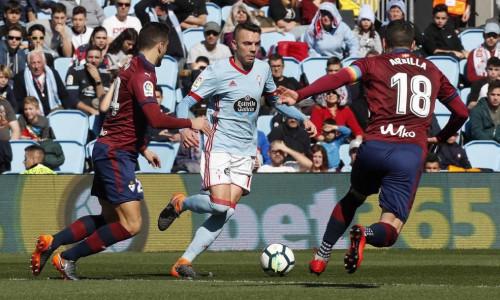 Soi kèo Eibar vs Celta Vigo vào 21h ngày 12/9/2020
