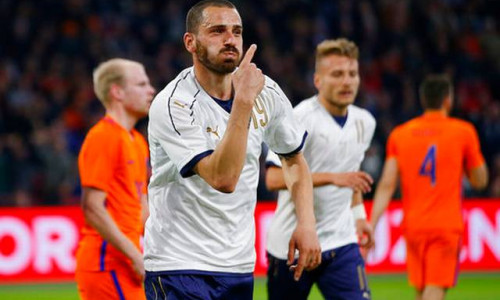 Soi kèo Netherlands vs Italy vào 1h45 ngày 8/9/2020
