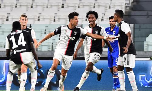 Soi kèo Juventus vs Sampdoria vào 1h45 ngày 21/9/2020